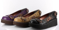 KITTY HAWK steam punk shoes
