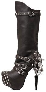 Valda Hades Steam PUnk Boots