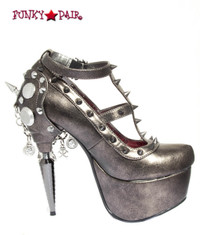 Steam Punk Platform Pump Shoes