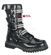 Studded Boots * Gravel-10S,Demonia Gothic