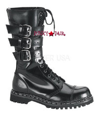 Steel Toe Boots * GRAVEL-14 Made by Demonia