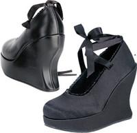 gothic platform shoes Made by Demonia