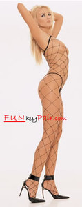 Fence Net bodystocking * 8841