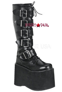 punk rock Demonia Gothic  Boots