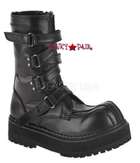 cyber gothic boots (FIERCE-130)