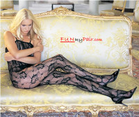 8743Q, Plus size Rose Lace Bodystocking