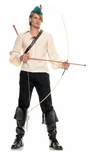 Man Forest Hunter Costume (83256)
