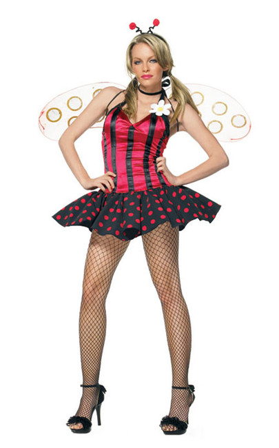 Sexy Ladybug Costume (83364)