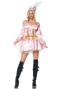 Captain Treasure Wench Costume (83374)