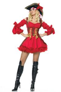 Buccaneer Wench Costume
