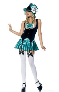 Sexy Tea Party Hostess Costume