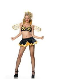 Sexy Queen Bee Costume (53041)