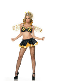 Sexy Queen Bee Costume (53041)