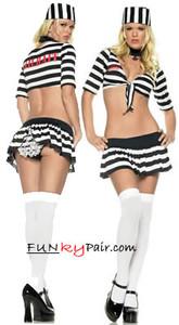 Sexy Jailbait Costume