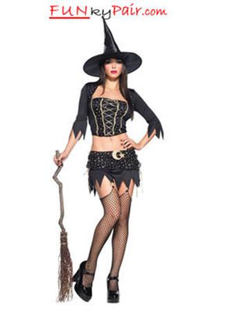 Mystical Witch Costume (83428)
