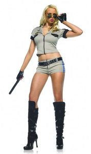 Strip Search Sheriff Costume (83401)