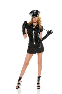 558408 * Couture Come-Hither Costume