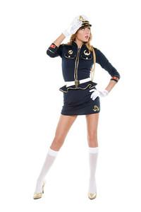558431 * Cutie Cadet Costume