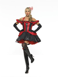 French Cancan Costume