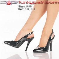Seduce-317, 5 Inch High Heel Slingback pump