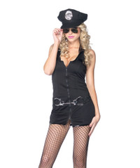 Armed And Dangerous Policewoman (83533)