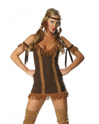 sexy indian native costumes Indian Princess Costume