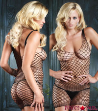 Diamond Net Dress * 86083
