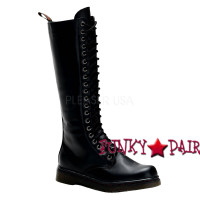 Disorder-400, vegan combat boots