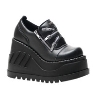 Stomp-16, Platform Shoes Made by Demonia