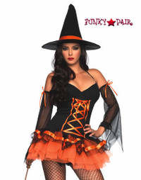 Hocus Pocus Hottie Witch Costume