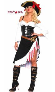 Sultry Swashbuckler Costume
