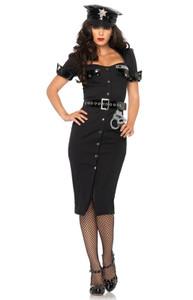 Lt Lockdown Costume (83670)