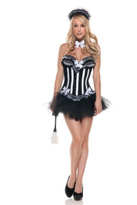 T0063/T1041,Carousel Maid Costumes