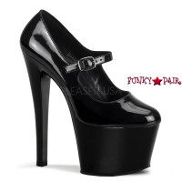 SKY-387, 7 Inch High Heel Platform Pump