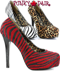 BP519-Gabor, 5 Inch High Heel Pump