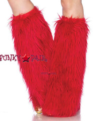 3934, Furry Leg warmers