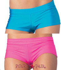 28115, Spandex Boy Shorts