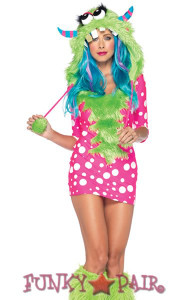 Melody Monster Costume (83933)