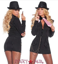 Gangster Dress *T1069