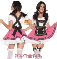Fancy Beer Girl * T2611