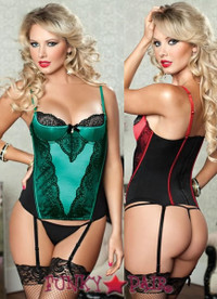 Simply Stunning Bustier * STM-9637