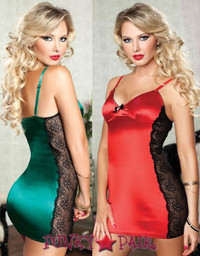 Simply Stunning Chemise * STM-9633