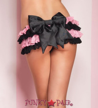 Bow Mini Skirt * 2851