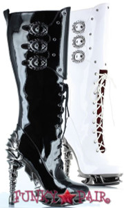 Hyperion, 5 Inch Spinal High Heel Knee High Boot ** COMING SOON