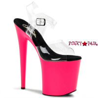 Flamingo-808UV, 8 Inch Ankle Strap UV Bottom