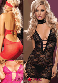 Midnight Affairs Chemise * STM-9217