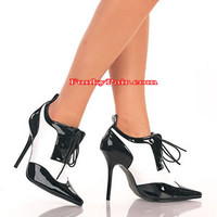 Milan-60, Oxford Pump Made By PLEASER Shoes