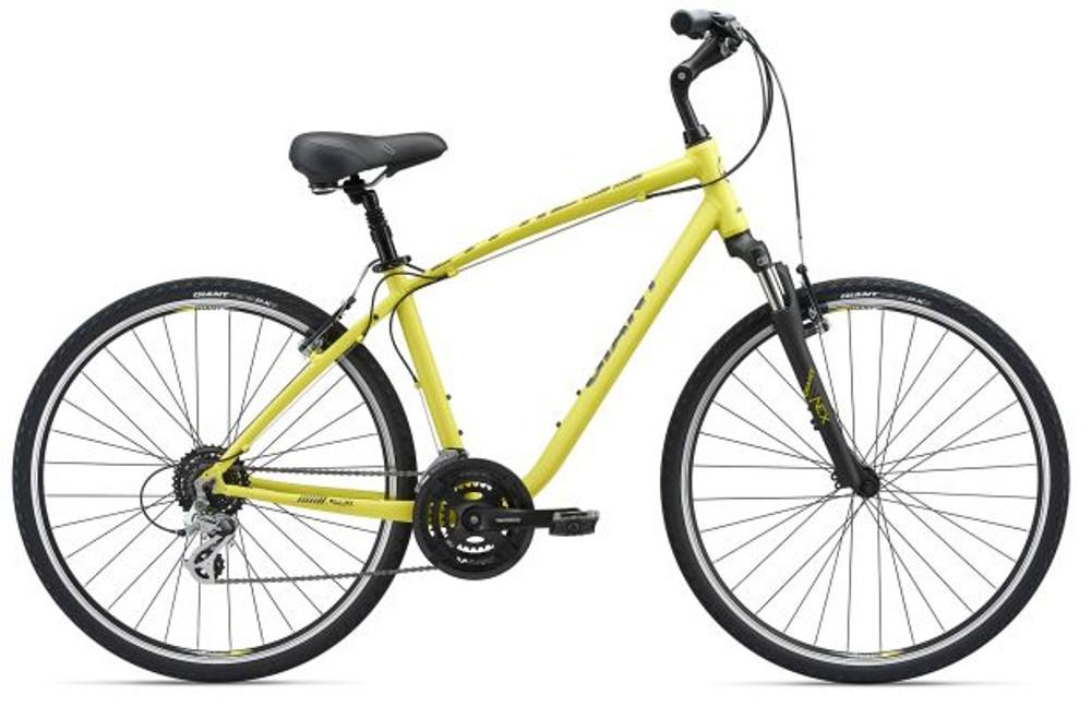 Cypress DX L Matte Yellow/Black
