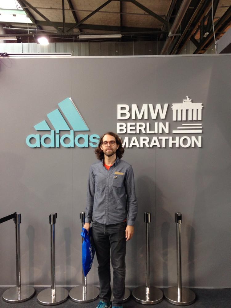 I (Kent) Ran a Marathon in Berlin