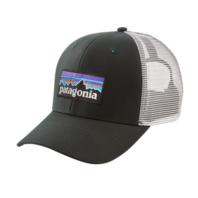 P-6 Logo Trucker Hat Carbon ALL